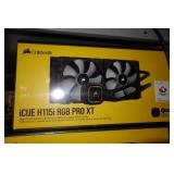CORSAIR NEW H115i Cooling System