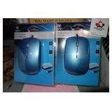 2 New Corded Mice