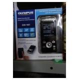 NEW Olympus DM 901 digital voice recorder