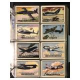 """1952 Topps, """"Wings"""" Complete Set (200)"""
