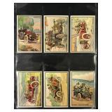 """1953 Bowman """"Antique Autos"""" Complete Set (48)"""