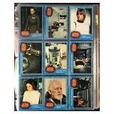 1977-1983 Topps Star Wars & ROTJ Complete Sets