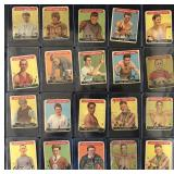 1933 Goudey Sports Kings Cards Lot of 20 Cards
