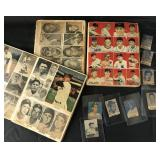 8 Baseball Scrapbooks, Periodical Cutouts & Cards
