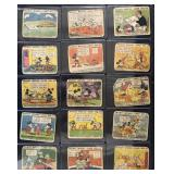 Lot of (50) 1935 Gum, Inc. Mickey Mouse R89 Cards