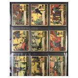 """1936 Gum """"G-Men & Heroes of The Law"""", 87 Cards"""