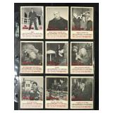 """1964 Donruss """"The Addams Family"""" Complete Set"""