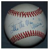 "Stan ""The Man"" Musial Single Signed Baseball"