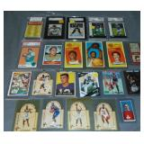 Football, Hockey and Basketball Card Lot.