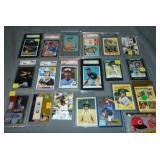 Mixed Baseball Card Lot.