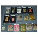 Early Baseball Card Lot.