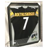 Ben Roethlisberger Signed Steelers Jersey
