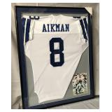 Troy Aikman Signed Dallas Cowboys Jersey