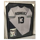 Alex Rodriguez Signed New York Yankees Jersey