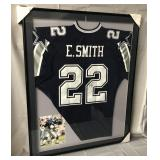 Emmitt Smith Signed Dallas Cowboys Jersey