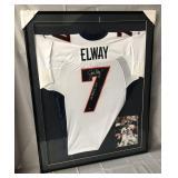 John Elway Signed Denver Broncos Jersey