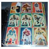 1950s-1970s Football Cards (875+/-)