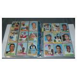 1960-1966 Topps Baseball Cards (625+/-)
