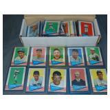 (93) 1961 Leaf Baseball Cards