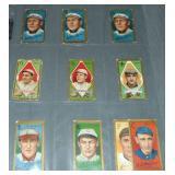 (10) T205 Baseball Cigarette Cards