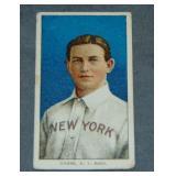 1909 Hal Chase T206 Cigarette Card