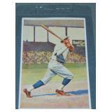 1932 Sanella Babe Ruth Baseball Card