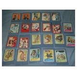Pre-War Non Sports Cards Mixed Lot of 22