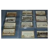 1913 Fatima Team Cards (T200). Lot.