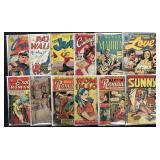 Golden Age Lot of 30 Romance Comics