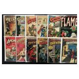 Mixed Golden Age Lot of 80 Comics, 2 Boxes