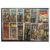 Golden Age EC Comic Lot of 30