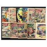 Estate Golden Age Comic Lot