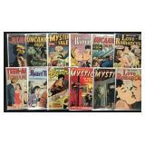 Miscellaneous 10 Cent Lot of 35 Comics