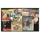 Miscellaneous Vtg Magazines & Paper Collectibles