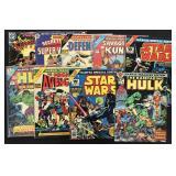 Lot of 50 Assorted Comic Treasuries