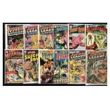 Lot of 31 Silver Age DC Comics