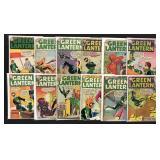 (51) Silver Age Green Lantern & Showcase Comics