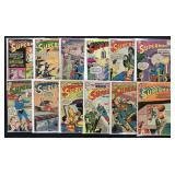 Lot of 42 Silver Age Superman Comics