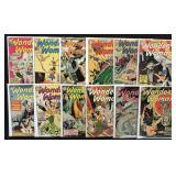 Lot of 48 Silver Age Wonder Woman Comics