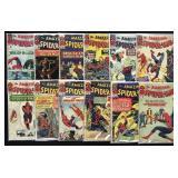 Lot of 236 Amazing Spider-Man Comics