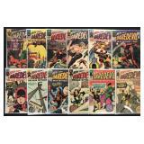 Lot of 203 Daredevil Comics Volume 1