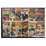 Lot of 40 Fantastic Four Comics