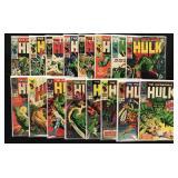 Lot of 85 Incredible Hulk Comics