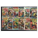 Bronze Age Marvel Lot of 98 Comics