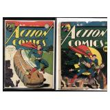 Action Comics #26 & #84