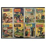 Action Comics Lot
