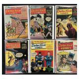 Detective Comics Lot of 6