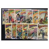 Superman Comic Lot of 13