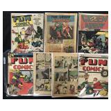 More Fun Comics Lot