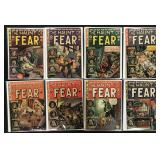 EC Haunt of Fear Lot of 8 Comics